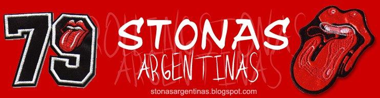 STONAS ARGENTINAS