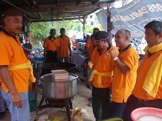 , Contoh Kertas Kerja Gotong Royong Perdana Sekolah Contoh Kertas
