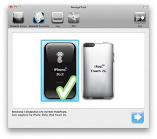 Pwnage Tool iPhone 3GS