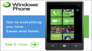 Windows Phone 7 30 Countries