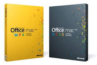 Microsoft Office 2011 For MAC OS