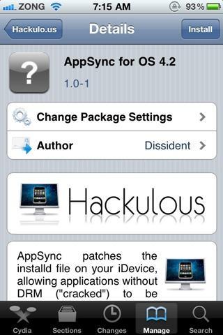 AppSync 4.2