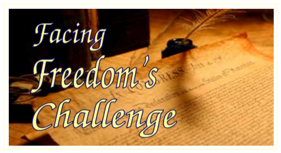 Facing Freedom's Challenge