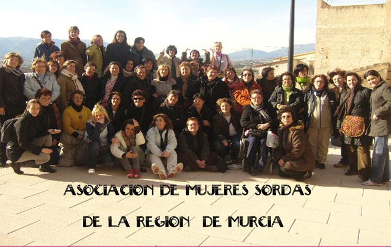 ASOCIACION DE MUJERES SORDAS DE LA REGION DE MURCIA