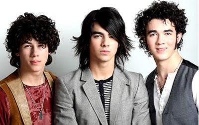 Foto de Kevin, Nick y Joe Jonas