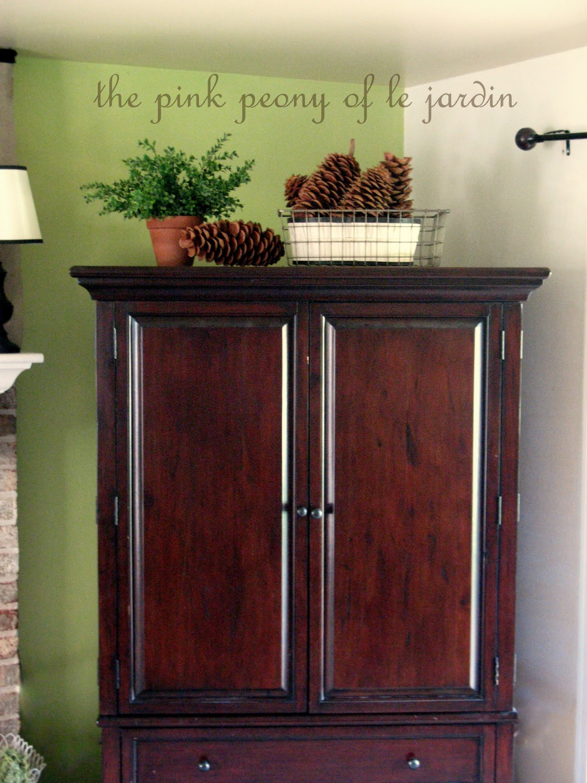 Decorate Top Of Armoire 28 Images Designing Home Thoughts On Decorating The Top Of An