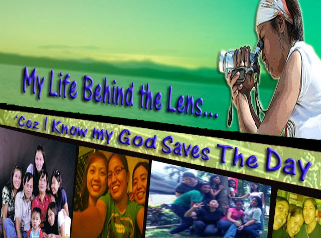 My God saves the day