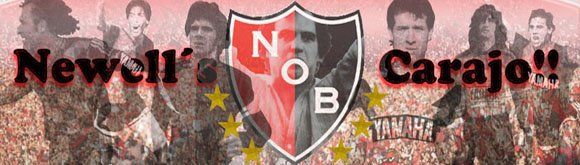 Newell´s Carajo!!!