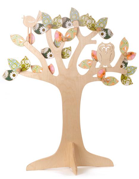 Объемные деревья из картона своими руками шаблоны