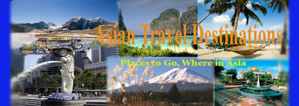 Asian Travel Destinations