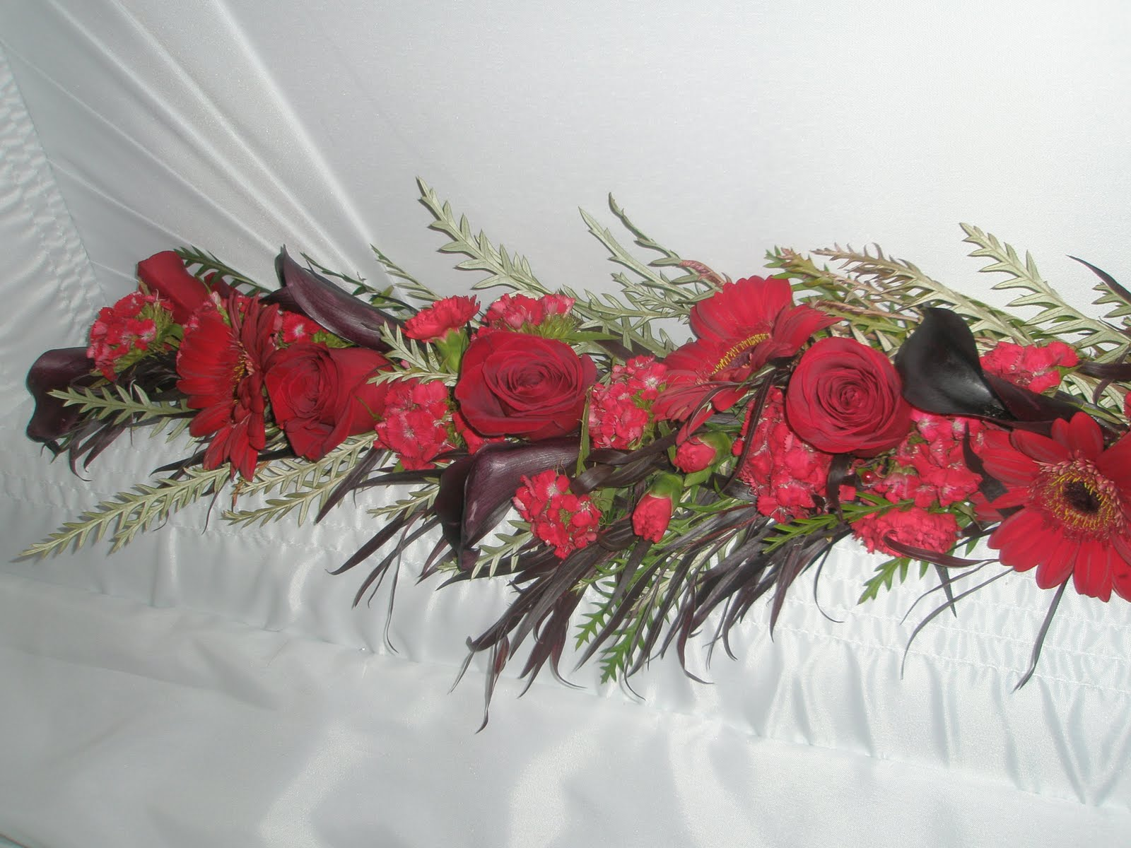 The definitive guide to funeral flowers memorials of distinction floral baskets dhlflorist Gallery