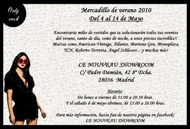 Mercadillos madrile os more mercadillo de verano 2010 - Mercadillos madrid capital ...