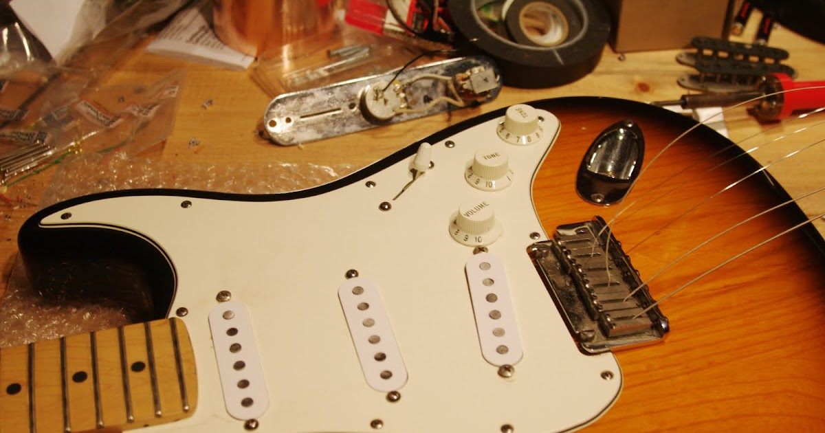 schuyler dean pickups how to install stratocaster pickups. Black Bedroom Furniture Sets. Home Design Ideas