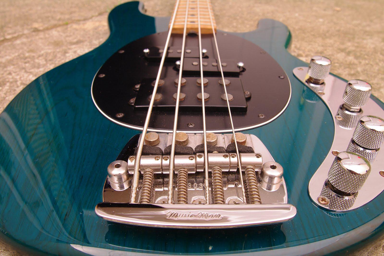 Schuyler Dean Pickups Reverse Evolution Guitar Wiring Diagram Converting A 90s Music Man Stingray Bass To Precision