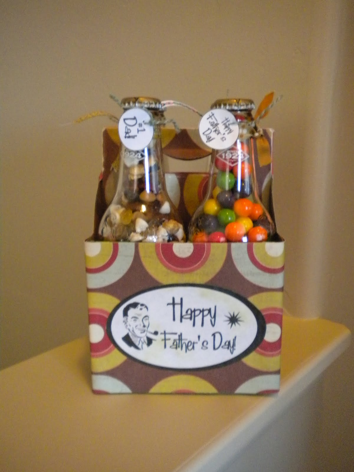 Father's Day Gift Tackle Box Candy