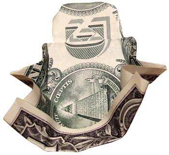 image06 money origami