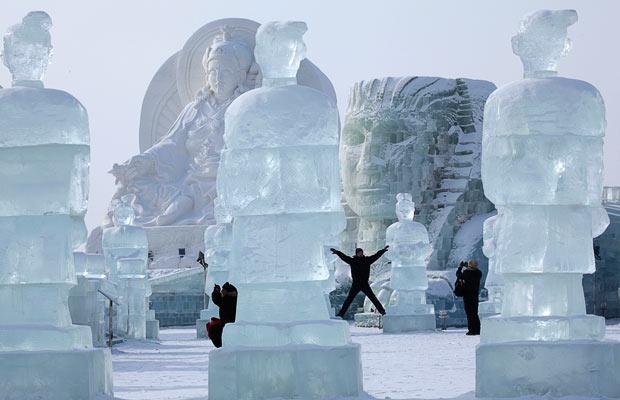 Festival Internacional de gelo e neve