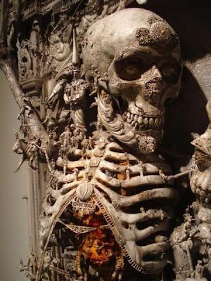 Apocalyptic Sculptures by Kris Kuksi