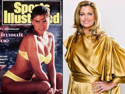 Supermodels Then And Now
