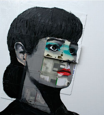 Floppy Disk Art by Nick Gentry