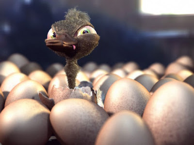 Funny and Creative CG Creatures
