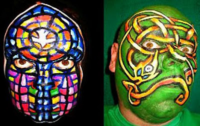 face paintings 24 - Face Paintings