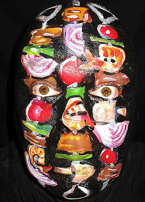 face paintings 19 - Face Paintings