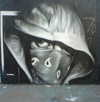 Realistic Graffiti Street Art images
