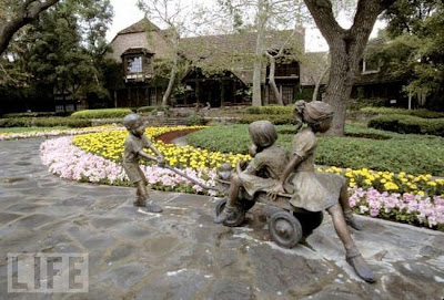 neverland ranch 46 Neverland, kediaman Michael Jackson