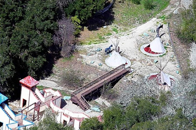 neverland ranch 40 Neverland, kediaman Michael Jackson