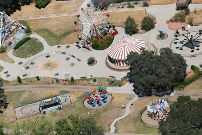 neverland ranch 16 Neverland, kediaman Michael Jackson