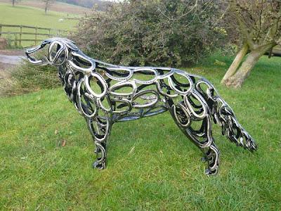 DogSculpture