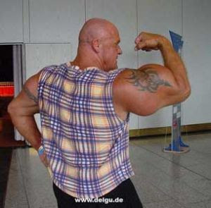 Victims of Synthol False