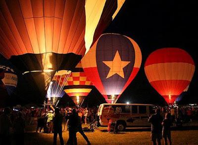 Creative Hot Air Balloons
