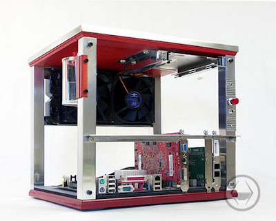 Beautiful Custom PC Case Designs