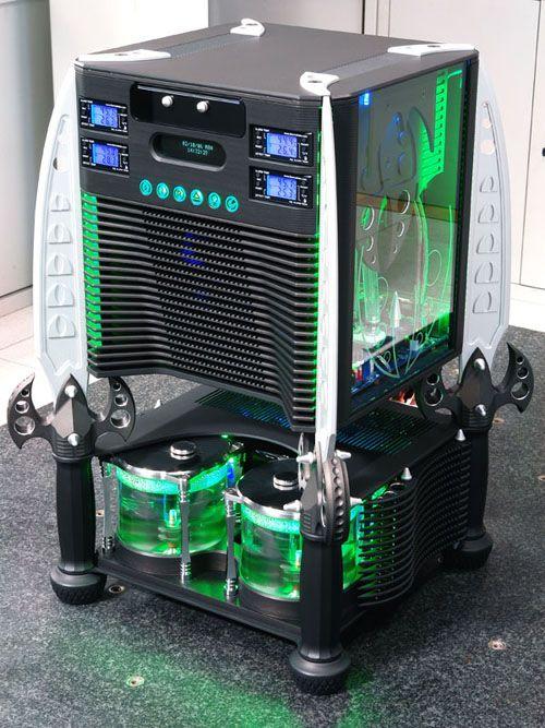 Fresh pics 50 beautiful custom pc case designs for Case design