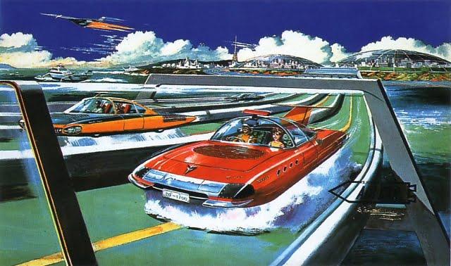 Pin sci fi wallpaper inspiring vintage science fiction art illustrati