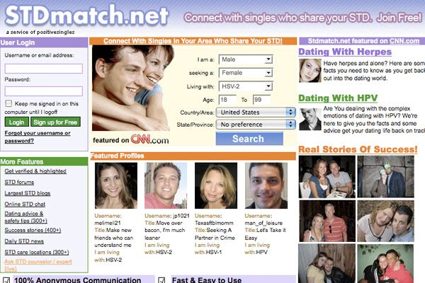 websites of dating