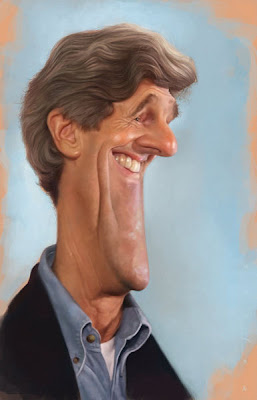 30 Celebrity Caricatures