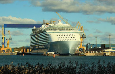 Allure Of The Seas, World's Largest Cruise Ship
