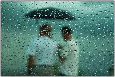 foto saat hujan
