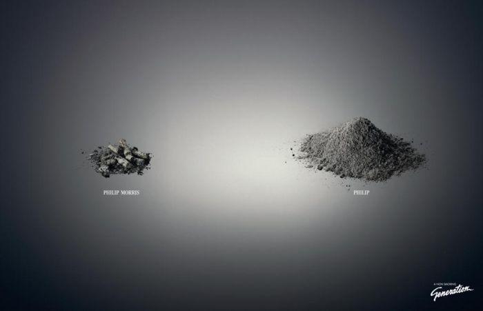 Διαφημίσεις κατά του καπνίσματος