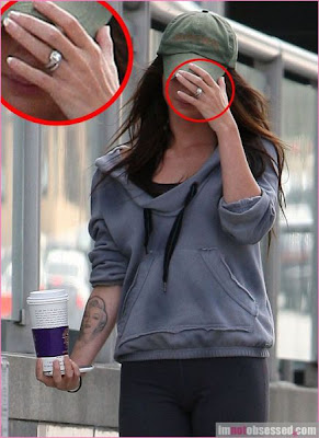 Famosos se escondendo de paparazzis  megan fox