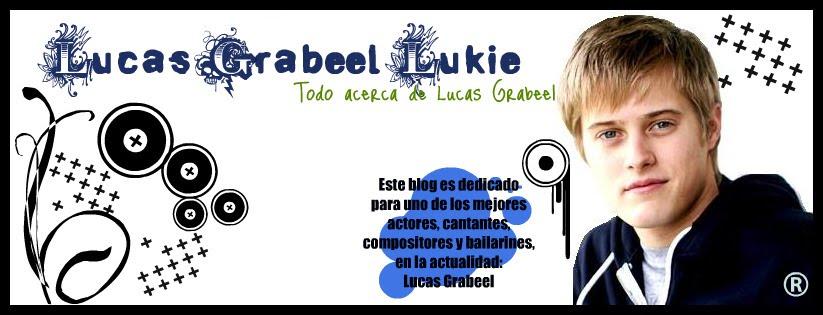 Lucas Grabeel Lukie