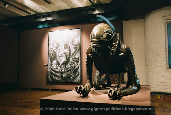 HR Giger Kunsthaus Wien  May 23rd 2006