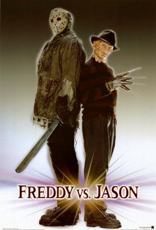 DVD Review FREDDY vs JASON