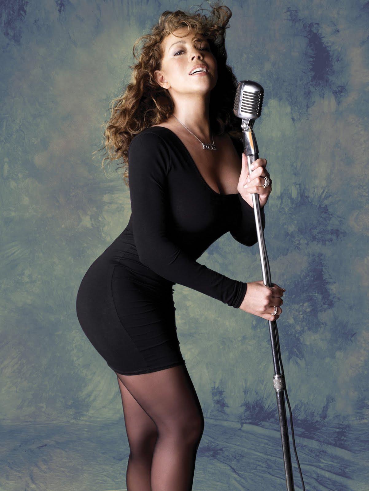 Mariah carey in pantyhose