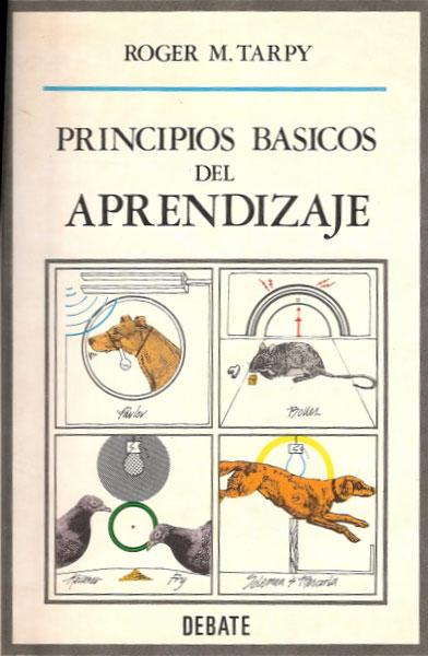 principios basicos de aprendizaje
