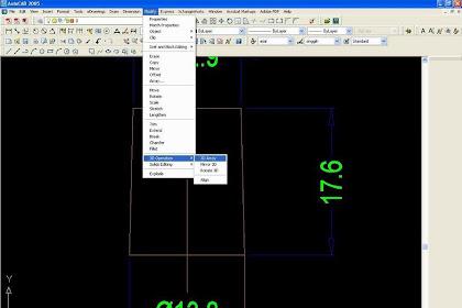 3D Array  Autocad