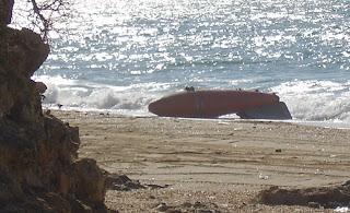 бомба на берегу